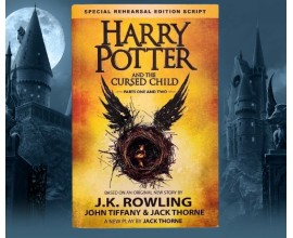 Harry Potter and the Cursed Child (мягкий переплёт)