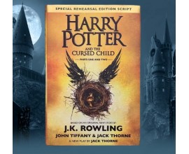 Harry Potter and the Cursed Child (Scholastic, твёрдый переплёт)